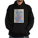 Peace in the City Hoodie (dark)