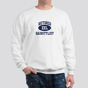 Retired Hairstylist Sweatshirt