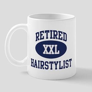 Retired Hairstylist Mug