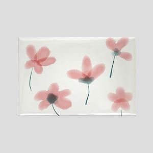 Soft Flower Magnets