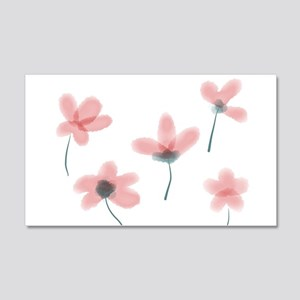 Soft Flower Wall Decal