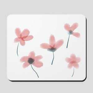 Soft Flower Mousepad