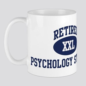 Retired Psychology Student Mug