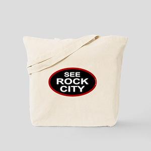 See Rock City Tote Bag