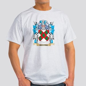 Keating Coat of Arms - T-Shirt