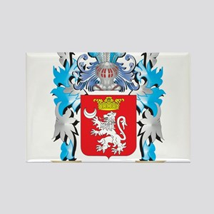 Keegan Coat of Arms - Family Crest Magnets