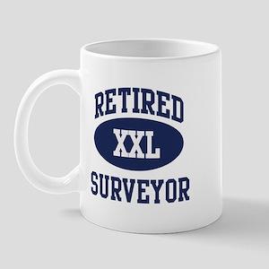 Retired Surveyor Mug