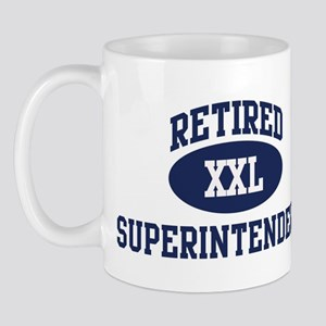 Retired Superintendent Mug