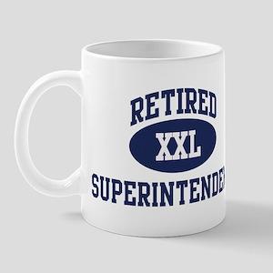 Retired Superintendent Mug