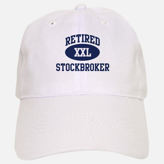 Retired Stockbroker Baseball Baseball Cap