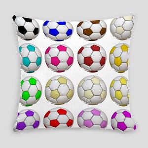 Soccer Balls Master Pillow