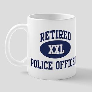 Retired Police Officer Mug