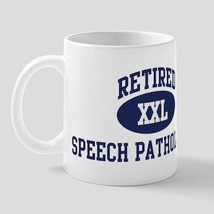 Retired Speech Pathologist Mug