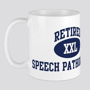 Retired Speech Pathologist Mug