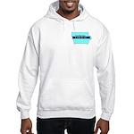 True Blue Iowa LIBERAL Hooded Sweatshirt