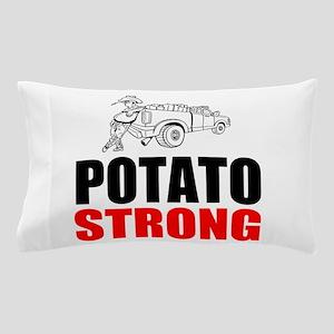 Potato Strong Pillow Case