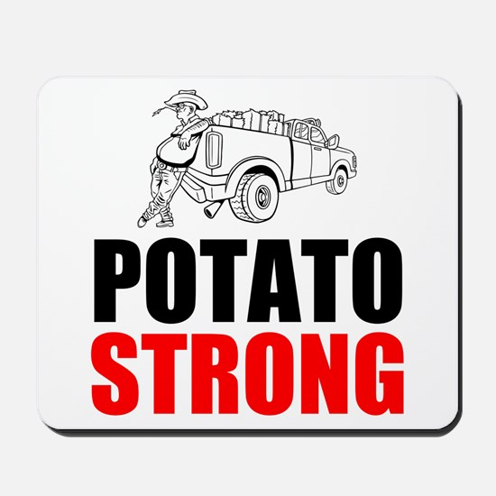 Potato Strong Mousepad