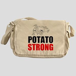 Potato Strong Messenger Bag