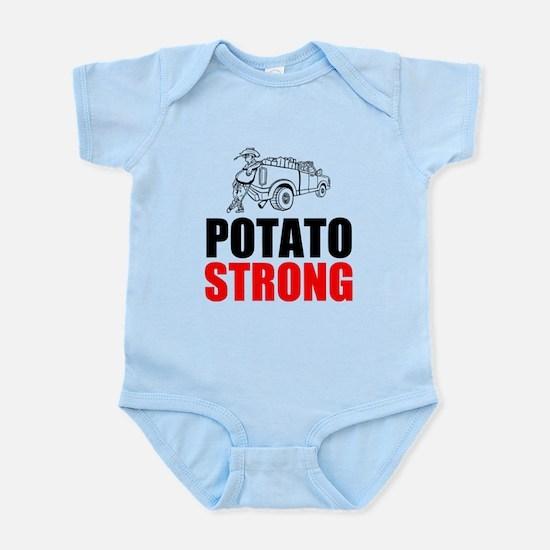 Potato Strong Body Suit