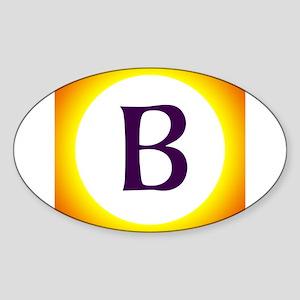 Sunny B Sticker