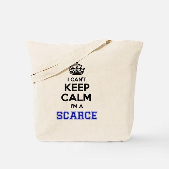 Unique Scarce Tote Bag
