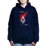 IMJIN SCOUTS Women's Hooded Sweatshirt