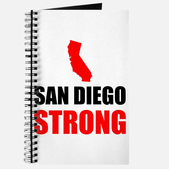 San Diego Strong Journal