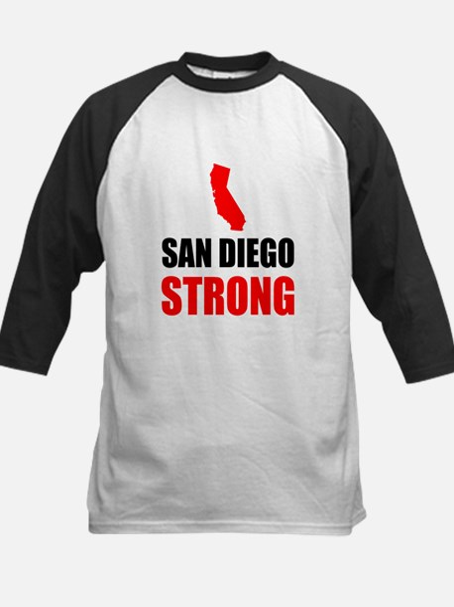 San Diego Strong Baseball Jersey