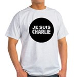 Je suis Charlie Light T-Shirt