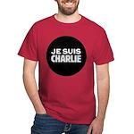 Je suis Charlie Dark T-Shirt