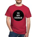 Yo Soy Charlie Dark T-Shirt