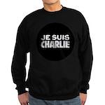 Je suis Charlie Sweatshirt (dark)