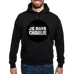 Je suis Charlie Hoodie (dark)