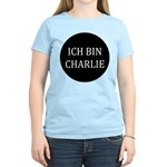 Charlie in German Women's Light T-Shirt