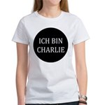 Charlie in German Women's T-Shirt