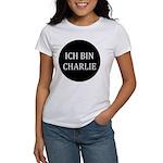Charlie in German Women's T-Shirt