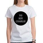 Yo Soy Charlie Women's T-Shirt