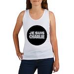Je suis Charlie Women's Tank Top