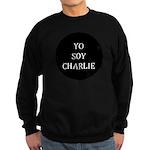 Yo Soy Charlie Sweatshirt (dark)