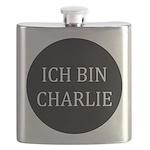 Charlie in German Flask