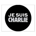 Je suis Charlie Small Poster
