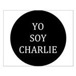 Yo Soy Charlie Small Poster