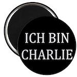 Charlie in German Magnet