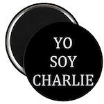 Yo Soy Charlie Magnet