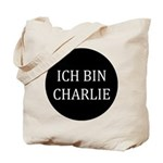 Charlie in German Tote Bag