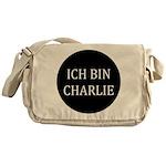 Charlie in German Messenger Bag