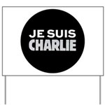 Je suis Charlie Yard Sign