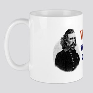 What would CUSTER Do Mug
