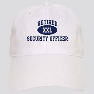 Retired Security Officer Cap