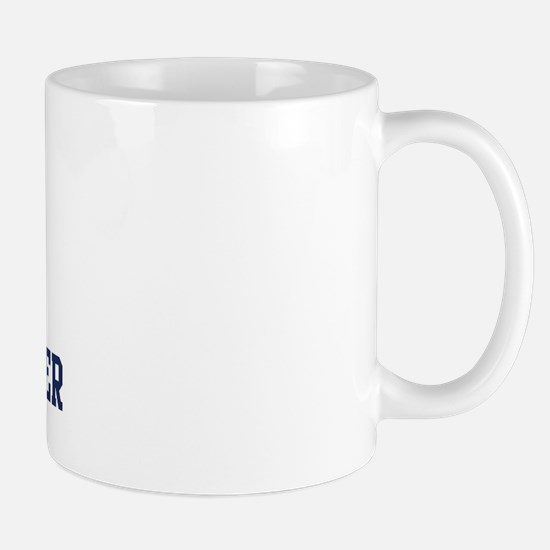 Retired Security Officer Mug